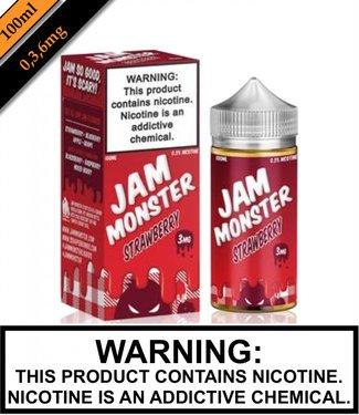 Jam Monster Jam Monster - Strawberry (100ML)