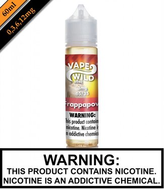Vape Wild Steeped & Ready Vape Wild Steeped & Ready - Frappapow
