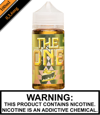 Beard Vape Co The One by Beard Vape Co - Lemon