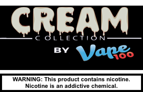 Cream Collection by Vape 100