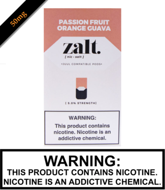Zalt Zalt - Passionfruit Orange Guava Replacement Pod