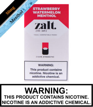 Zalt Zalt - Strawberry Watermelon Menthol Replacement Pod
