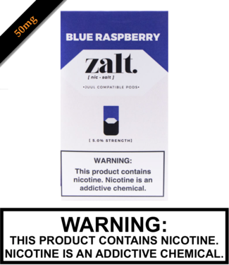 Zalt Zalt - Blue Raspberry Replacement Pods