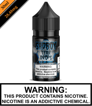 Sadboy Teardrops Salt Sadboy Teardrops Salt - Blueberry Jam Cookie (30ML)