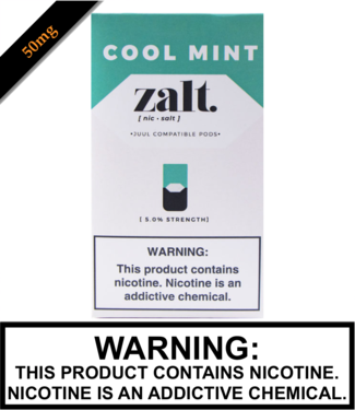 zalt zalt - Cool Mint Replacement Pods