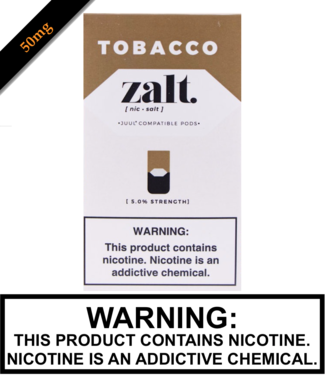 Zalt Zalt - Tobacco Replacement Pods
