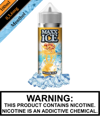 Maxx Ice Maxx Ice - Peach Ice