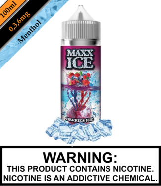 Maxx Ice Maxx Ice - Berries Ice