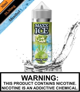Maxx Salts Ice Maxx Salts Ice - Apple Ice 30ML