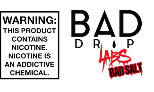 Bad Salt by Bad Drip Labs