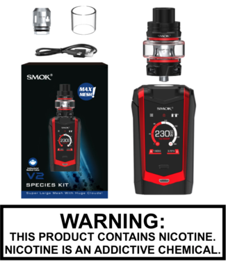Smok Smok - Species 230W Tc with 5ML TFV8 Baby V2 Tank
