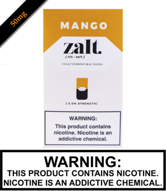 Zalt Zalt - Mango Replacement Pods
