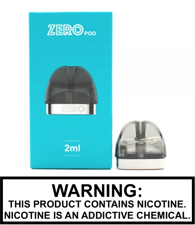 Vaporesso - Renova Zero Replacement Pods - Octopus Ink Vapor