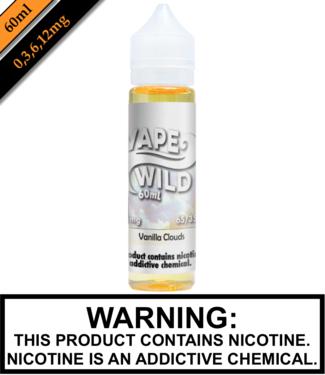 Vape Wild Steeped & Ready Vape Wild - Vanilla Clouds