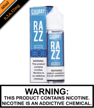 Chubby Bubble Vapes Chubby Bubble - Razz