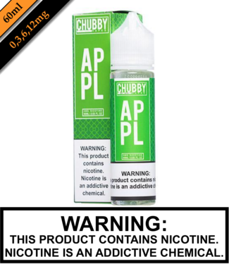 Chubby Bubble Vapes Chubby Bubble - Apple