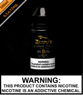 Zuro's Zuro's 100ML Bottles - Private Stock