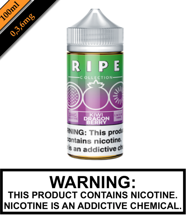 Ripe Collection by Vape 100 Ripe Collection - Kiwi Dragon Berry
