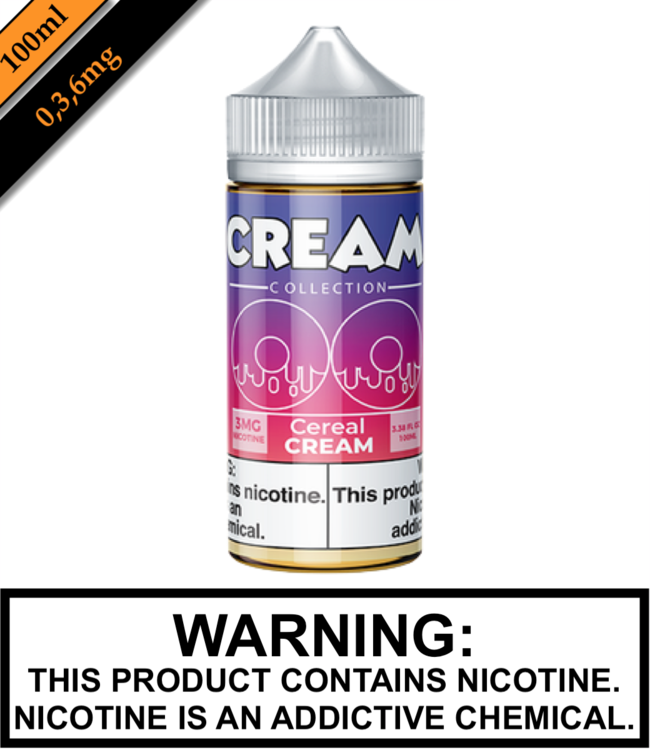Cream Collection by Vape 100 Cream Collection - Cereal Cream (100ML)