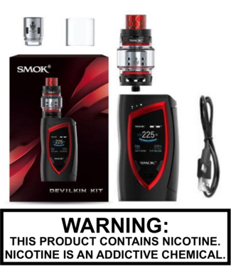 Smok Smok - Devilkin 225 Watt TC Kit with TFV12 Prince 8ML Tank