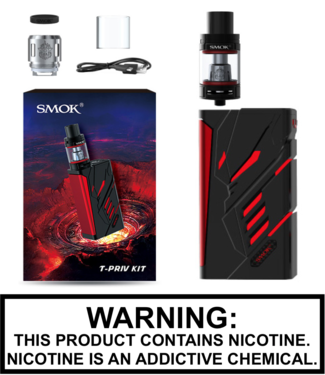 Smok Smok - T Priv 220W TC Kit with TFV8 Big Baby Beast Tank