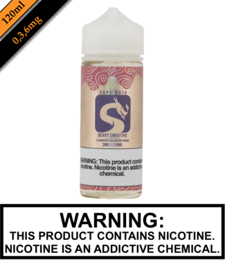 Vape Dojo Vape Dojo - Berry Smoothie (120ML)