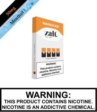 Zalt Zalt - Mango Ice Replacement Pods