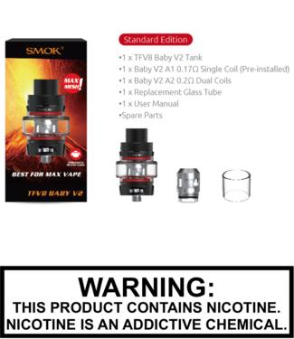 Smok Smok - TFV8 Baby V2 5ML Tank