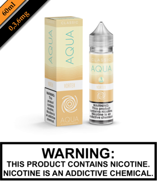 Aqua Cream Aqua Cream - Vortex 60ML