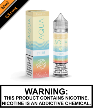 Aqua Cream Aqua Cream - Cyclone 60ML