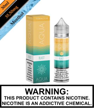 Aqua Tobacco Aqua Tobacco - Blast (Previously New Menthol) 60ML
