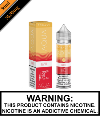 Aqua Tobacco Aqua Tobacco - Rapid (Previously American Red)