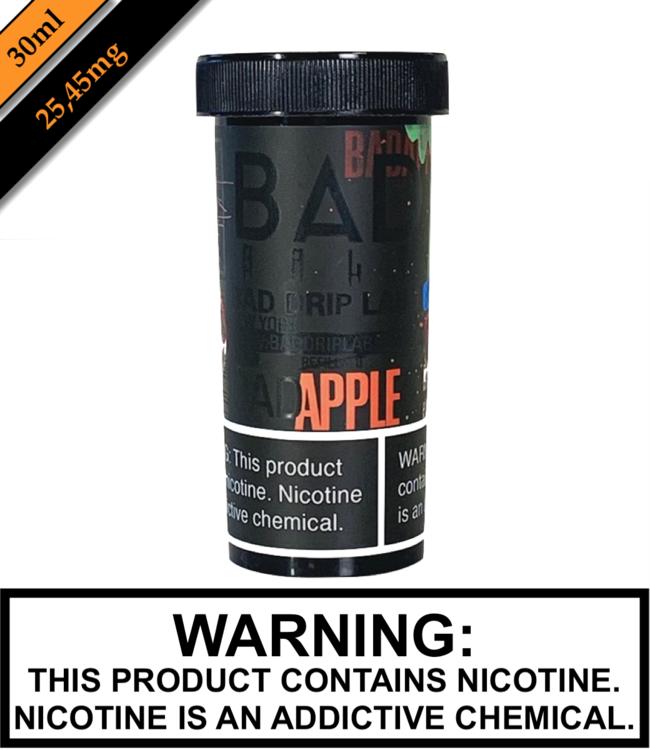 Bad Salt by Bad Drip Labs Bad Salt By Bad Drip Labs - Bad Apple 30ML