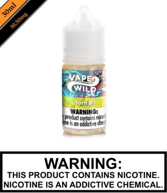 Vape Wild Nic Salts Vape Wild Nic Salts - Tarti B