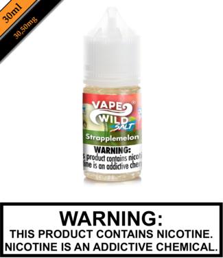 Vape Wild Nic Salts Vape Wild Nic Salts - Strapplemelon