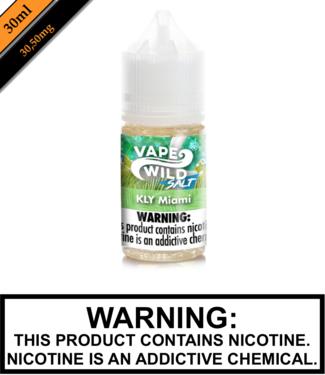 Vape Wild Nic Salts Vape Wild Nic Salts - KLY Miami