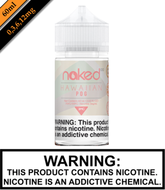 Naked 100 Fruit Naked 100 Fruit - Hawaiian Pog 60ML
