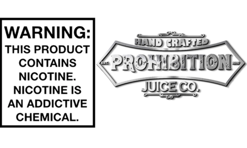 Prohibition Juice Co