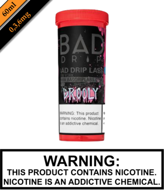 Bad Drip Labs Bad Drip Labs - Drooly 60ML