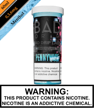 Bad Drip Labs Bad Drip Labs - Pennywise Iced Out