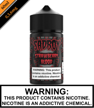 Sadboy Bloodline Sadboy Bloodline - Strawberry Blood (60ML)
