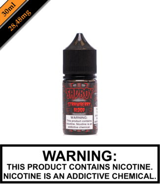 Sadboy Bloodline Salts Sadboy Bloodline Salts - Strawberry Blood (30ML)