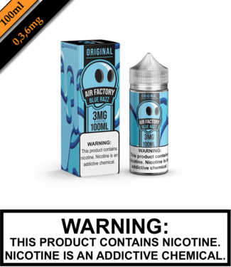 Air Factory Air Factory - Blue Razz 100ML