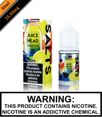 Juice Head Salts Juice Head Salts - Blueberry Lemon (30ML)