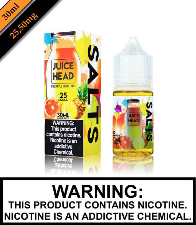Juice Head Salts Juice Head Salts - Pineapple Grapefruit 30ML