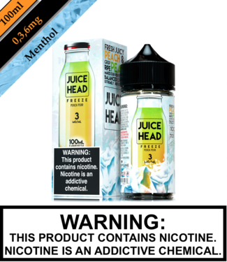 Juice Head Freeze Juice Head Freeze - Peach Pear FREEZE