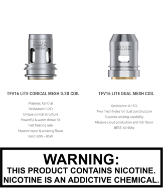 Smok Smok - TFV16 Lite Replacement Coils