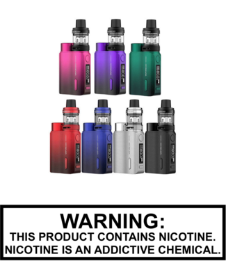 Vaporesso Vaporesso - Swag II (2) 80W Tc with NRG PE 3.5ML Tank