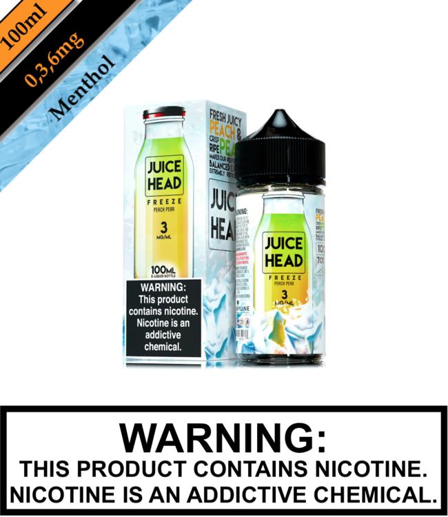 Juice Head FREEZE Juice Head Freeze - Peach Pear FREEZE 100ML