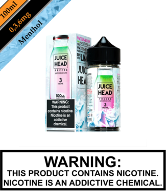 Juice Head FREEZE Juice Head Freeze - Watermelon Lime FREEZE (100ML)